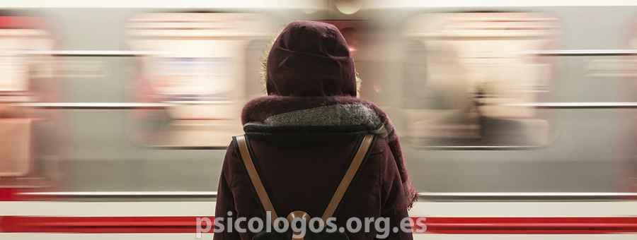Siderodromofobia miedo a trenes, metros y tranvias
